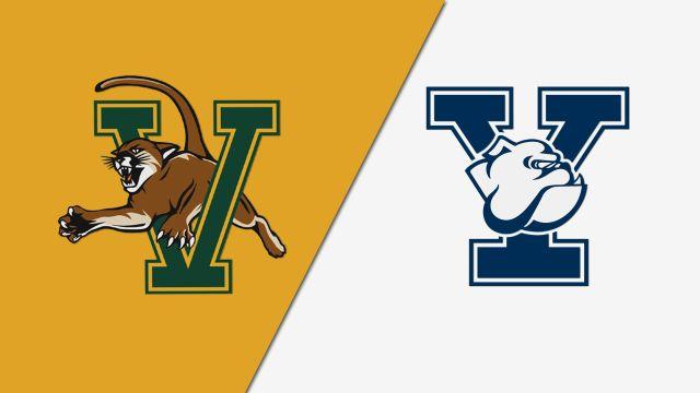 Vermont vs. Yale (W Hockey)