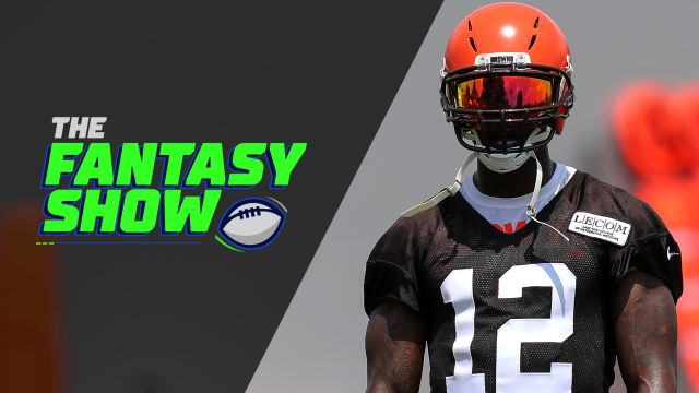 Tue, 8/28 - The Fantasy Show Bold Predictions