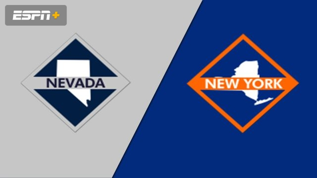 Nevada vs. New York (Pool B - Game 1)