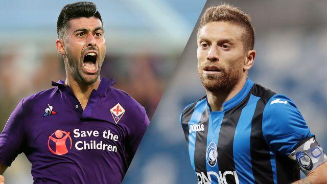 Fiorentina vs. Atalanta (Serie A)