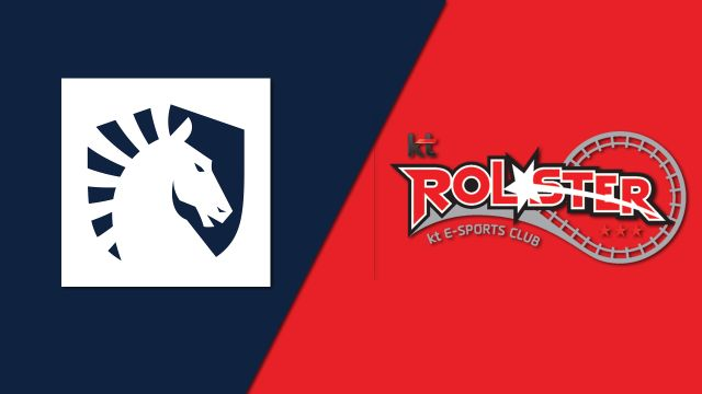 10/16 Team Liquid vs. kt Rolster