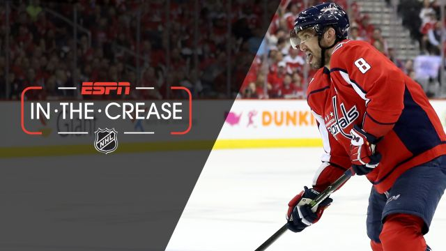 Fri, 4/12 - In the Crease: Capitals begin Cup defense
