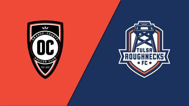Orange County SC vs. Tulsa Roughnecks FC (United Soccer League)