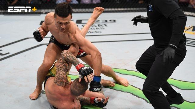 Renato Moicano vs. The Korean Zombie (UFC Fight Night: Moicano vs. The Korean Zombie)