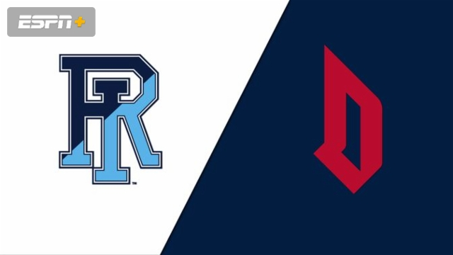 Rhode Island vs. Duquesne (W Basketball)