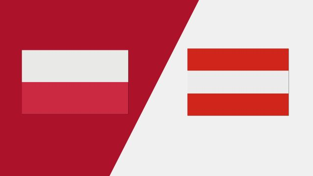 Poland vs. Austria (2018 FIL World Lacrosse Championships)
