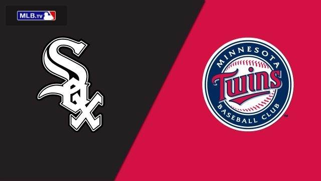 Chicago White Sox vs. Minnesota Twins