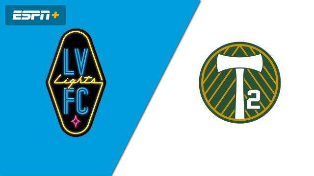 Las Vegas Lights FC vs. Portland Timbers 2 (USL Championship)