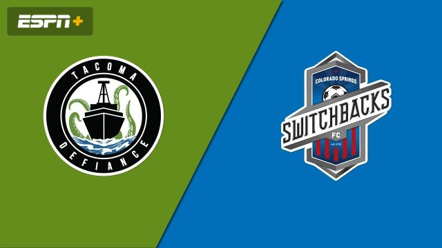 Tacoma Defiance vs. Colorado Springs Switchbacks FC (USL Championship)