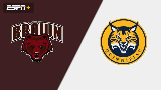 Brown vs. #10 Quinnipiac (W Hockey)