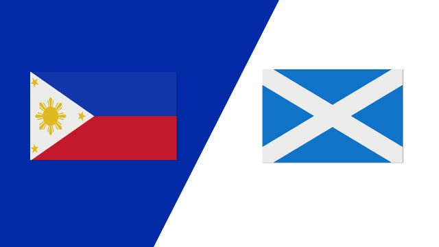 Philippines vs. Scotland (2018 FIL World Lacrosse Championships)