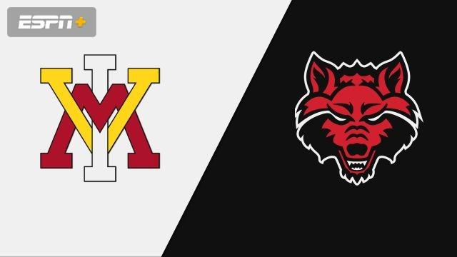 Virginia Military Institute vs. Arkansas State (M Basketball)