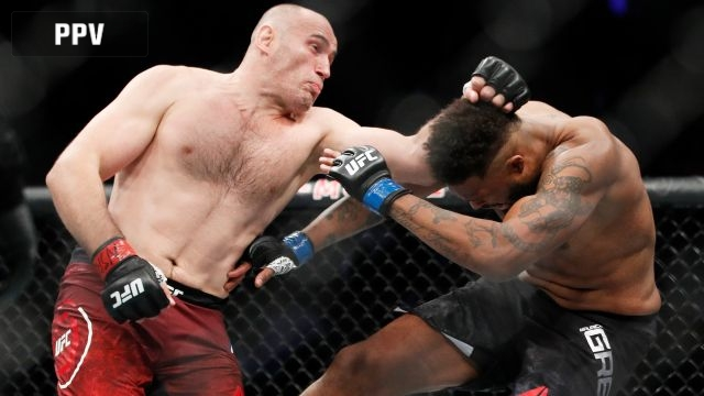 Aleksei Oleinik vs. Maurice Green (UFC 246)