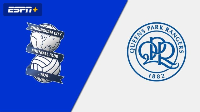 Birmingham City vs. Queens Park Rangers (English League Championship)
