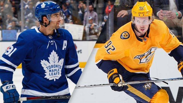 Toronto Maple Leafs vs. Nashville Predators