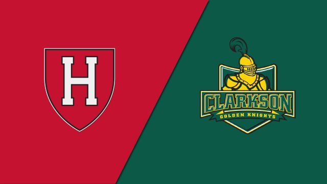 #15 Harvard vs. #10 Clarkson (M Hockey)