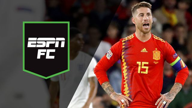 Mon, 10/15 - ESPN FC: Spain's shocking loss