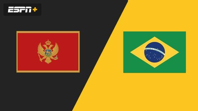 Montenegro vs. Brazil (Group Phase)