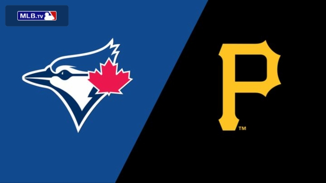 Toronto Blue Jays vs. Pittsburgh Pirates