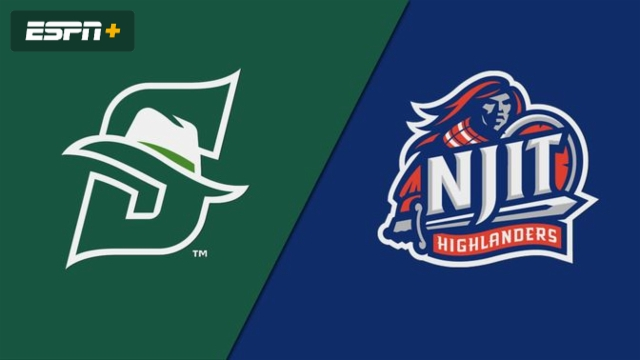 Stetson vs. NJIT (M Basketball)