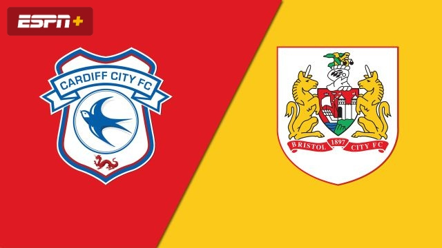 Cardiff City vs. Bristol City (English League Championship)