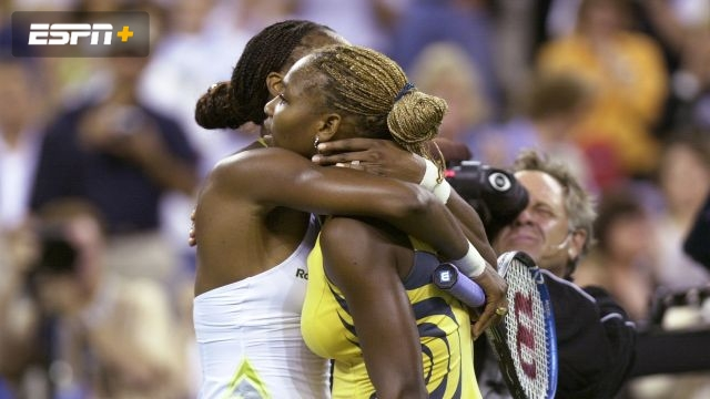 2001 Women's Final