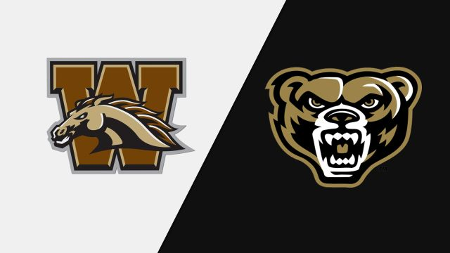 Western Michigan vs. Oakland (M Basketball)