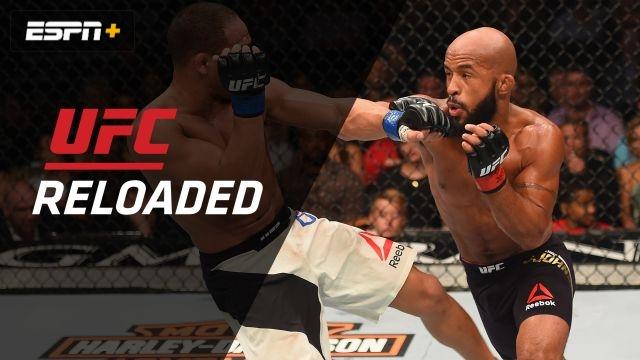 UFC 191: Johnson vs. Dodson 2