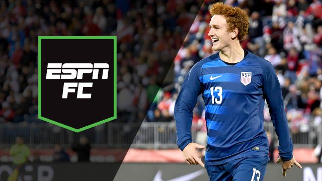 Wed, 10/17 - ESPN FC: USMNT Takeaways