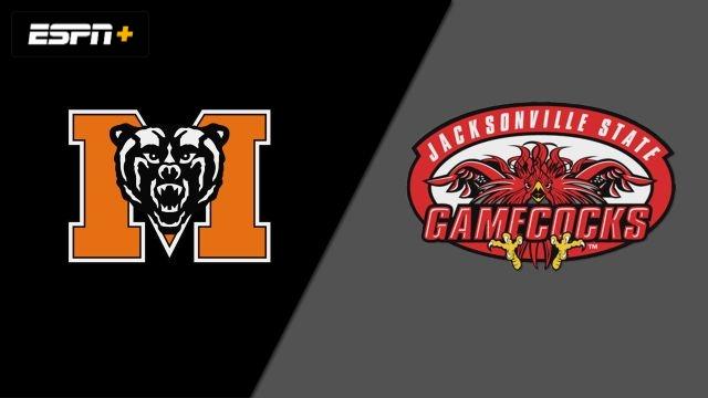 Mercer vs. Jacksonville State (W Soccer)