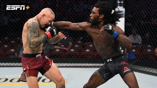 UFC Fight Night: Barboza vs Gaethje (Prelims)