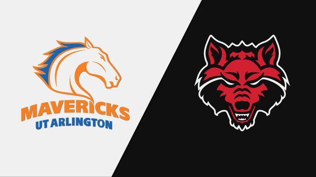 UT Arlington vs. Arkansas State (W Basketball)