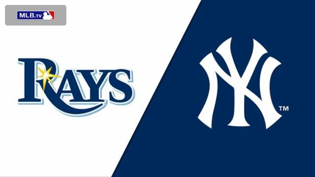 Tampa Bay Rays vs. New York Yankees