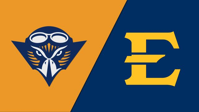 UT Martin vs. East Tennessee State (M Basketball)
