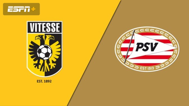 In Spanish-Vitesse vs. PSV (Eredivisie)