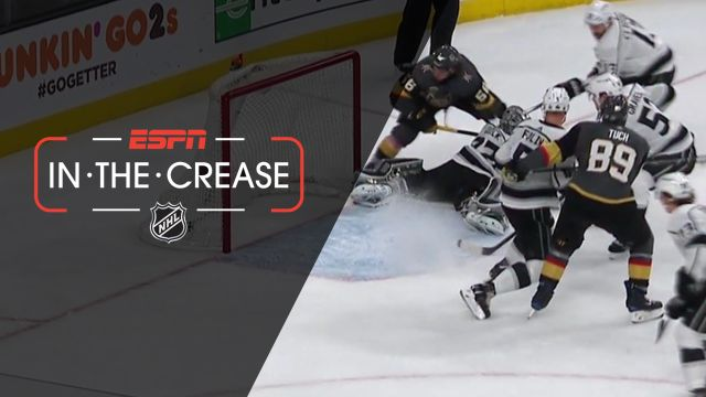 NHL In the Crease
