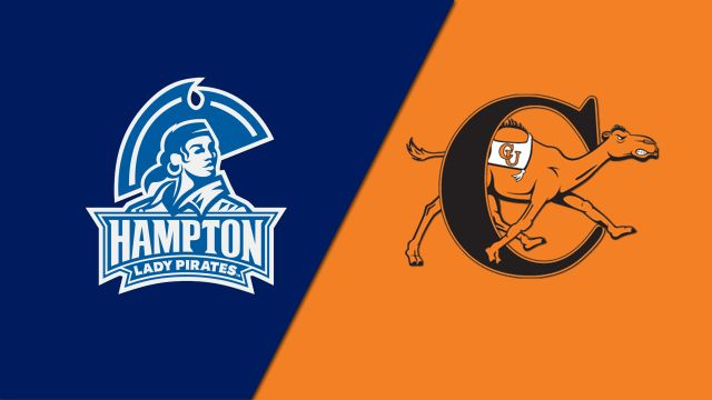 Hampton vs. Campbell (W Basketball)