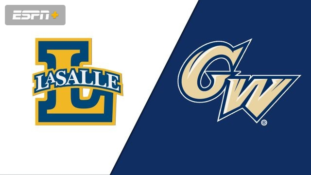 La Salle vs. George Washington (First Round) (W Volleyball)
