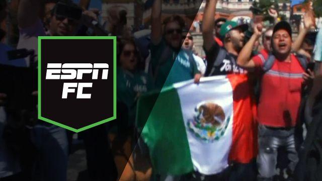 Sat, 6/16 - ESPN FC