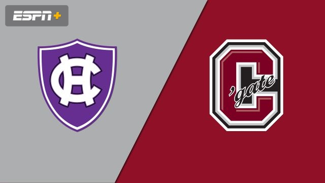 Holy Cross vs. Colgate (W Hockey)