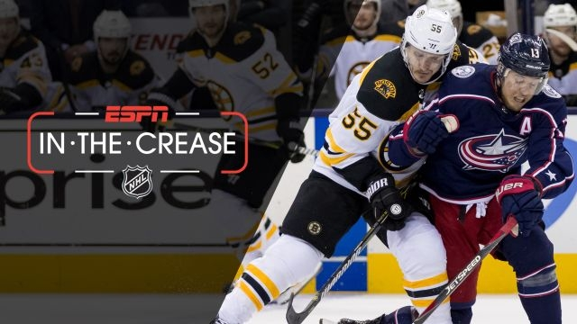 Fri, 5/3 - In the Crease: Bruins look to even series