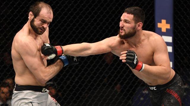 In Spanish- UFC Fight Night: Prelims