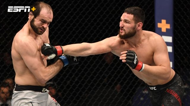 In Spanish - UFC Fight Night: Till vs. Masvidal (Prelims)