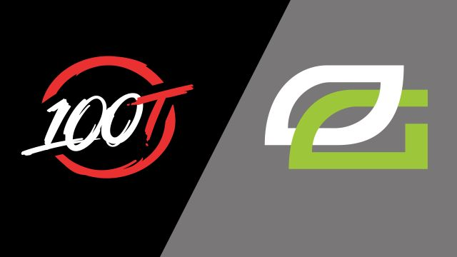 7/1 100 Thieves vs OpTic Gaming