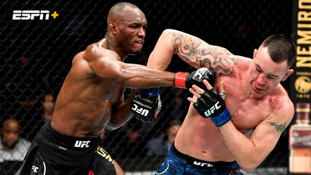 UFC 245: Usman v Covington (Main Card)