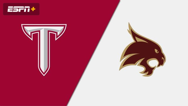 Troy vs. Texas State (W Volleyball)