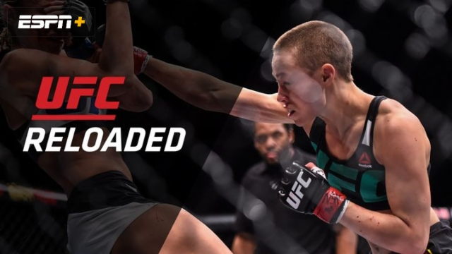 UFC Fight Night: Namajunas vs. VanZant