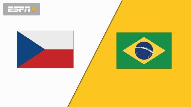 Czech Republic vs. Brazil (Group Phase)