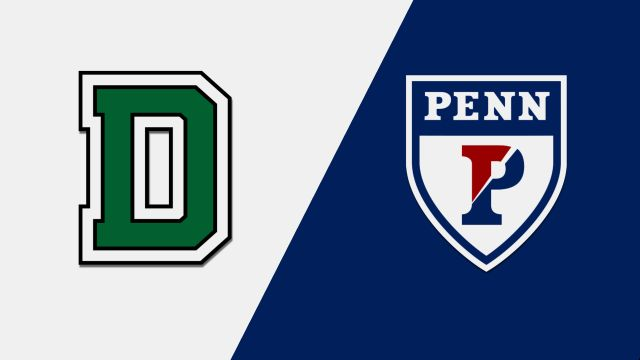 Dartmouth vs. #5 Pennsylvania (M Lacrosse)