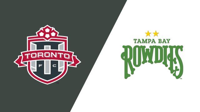 Toronto FC II vs. Tampa Bay Rowdies